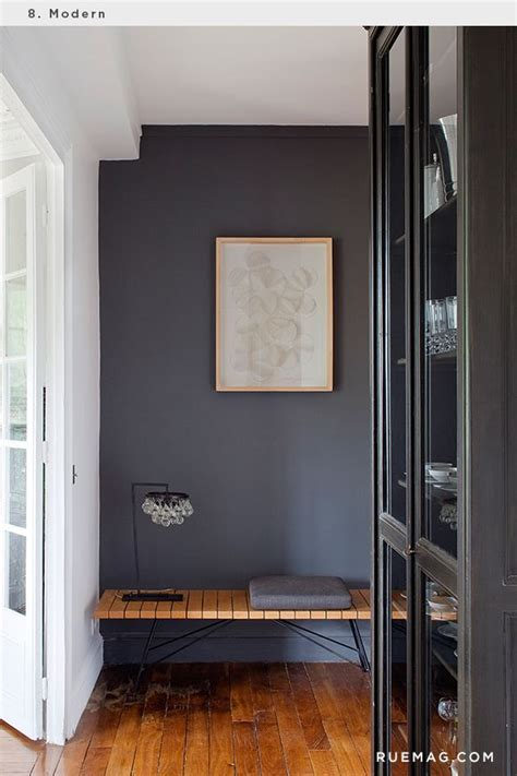 dark gray wall paint best 20 slate blue walls ideas on pinterest