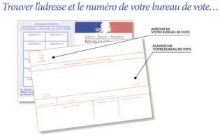 Fonctionnement D Un Bureau De Vote Mots Et Maux De Miche Trouver Bureau De Vote