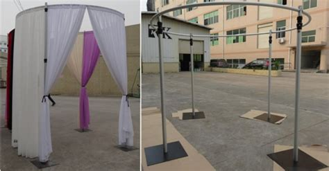 innovative pipe and drape pipe and drape wedding backdrop innovative systems pipe