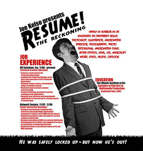 Graphic Designer Resume Examples by 15 Cool And Creative Resumes Bored Panda