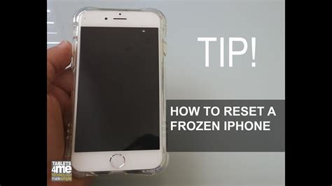 Iphone Frozen by Frozen Iphone Here Is How To Restart A Frozen Iphone Any Model