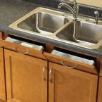 tilt out sink tray home depot rev a shelf 3 8125 in h x 14 in w x 2 125 in d white