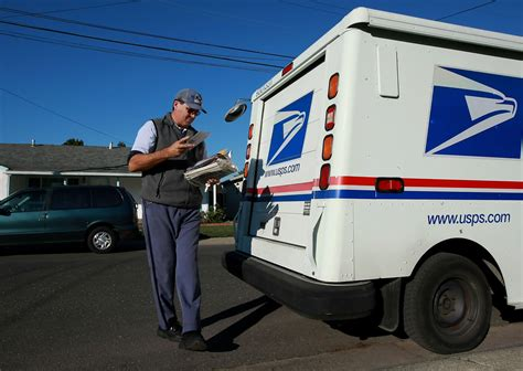 mail delivery u s postal service considers cutting mail delivery by one
