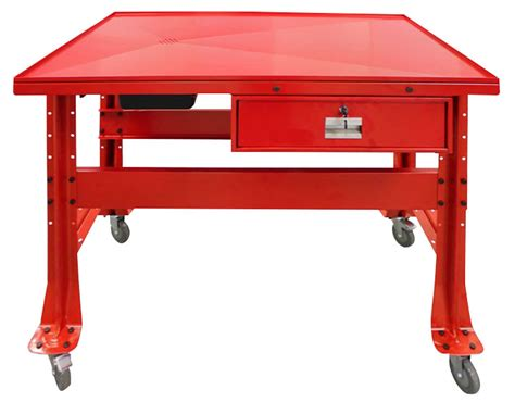 tear down bench workbenches safety storage sayco canbuilt mfg