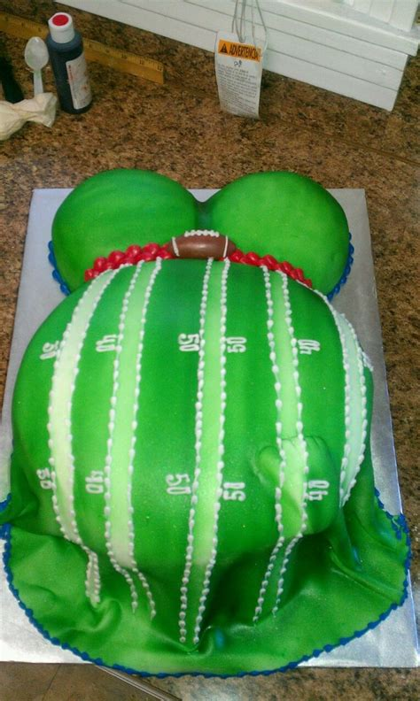 Baby Shower Football Theme by Football Themed Baby Shower Cake George Iv