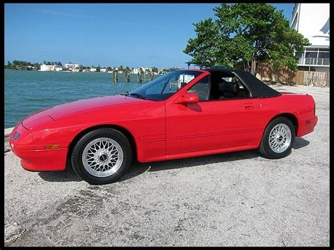best mazda model 1988 1989 mazda rx 7 convertible as the 80 s progressed
