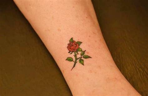 cute small flower tattoo design   fun