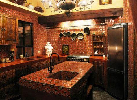 diseno interiores cocinas mexicanas coloniales buscar