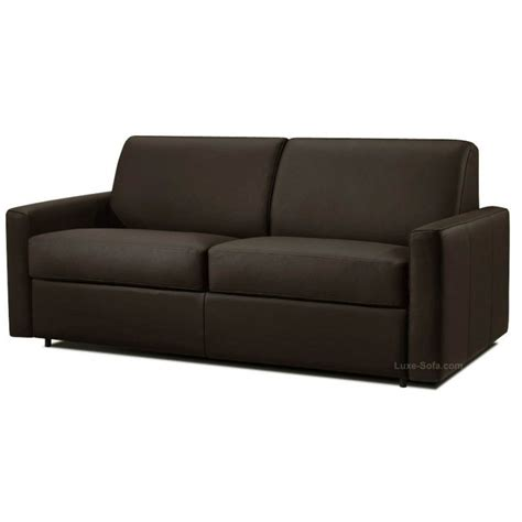 Canape Convertible Cuir by Canap 233 Convertible Cuir Syst 232 Me Rapido Verysofa