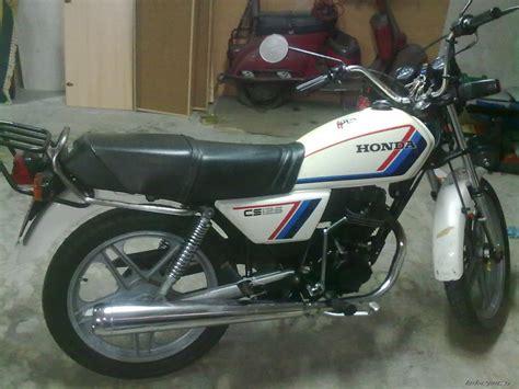 Suzuki Cs 125 Bikepics 1985 Honda Cs 125