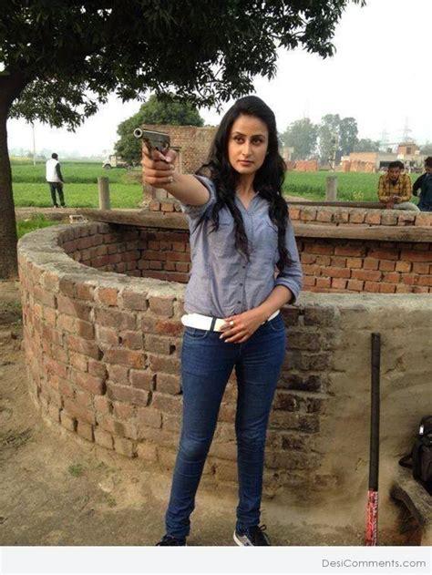 wallpaper punjabi girl with gun jaspinder cheema holding gun desicomments com