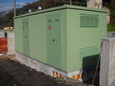 cabine di trasformazione enel cabine elettriche prefabbricate