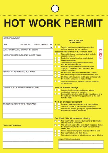 work permit template work permit template pictures to pin on