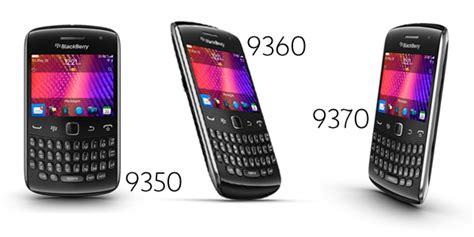 Blackberry 9350 Sedona Apollo Cdma Anuncia Oficialmente Los Blackberry Curve 9350 9360