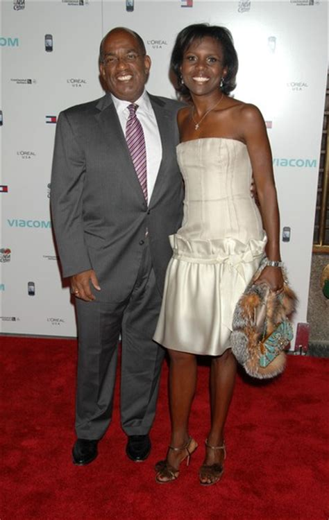 who is al rokers first wife al roker in viacom presents the dream concert arrivals