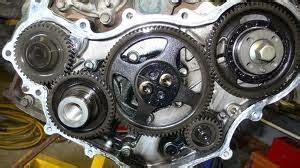 Pompa Air Mini Shell tentang mesin diesel metode penggerak katup
