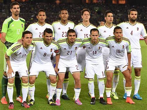 imagenes de seleccion venezuela selecci 243 n peruana as 237 llega venezuela a la copa am 233 rica