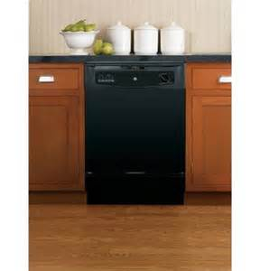 Dishwasher In New Ge Built In Black Dishwasher Gsd3300d35bb Boise