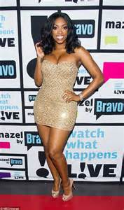 porsha williams 2016 rhoa s porsha williams suffers fainting spell aboard
