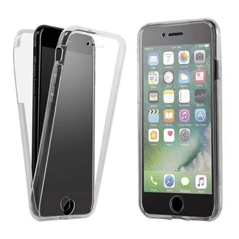 iphone 8 plus 360 176 front and back clear myaccessory co uk