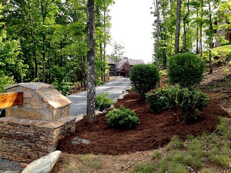 ground effects landscaping maintenance project gallery