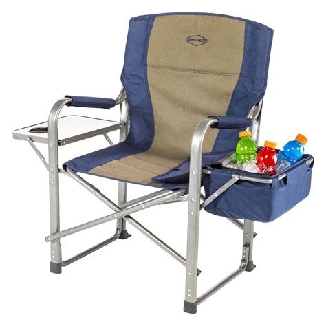 Directors Chair With Side Table K Rite 174 Cc118 Director S Chair With Side Table And Cooler