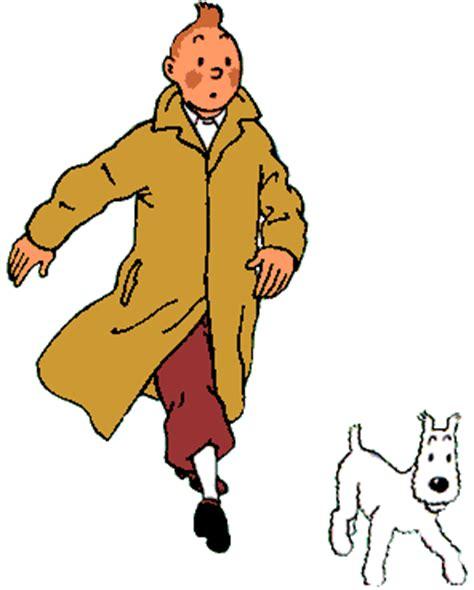 Tintin Haddock Tournesol Sur Bd En Vrac