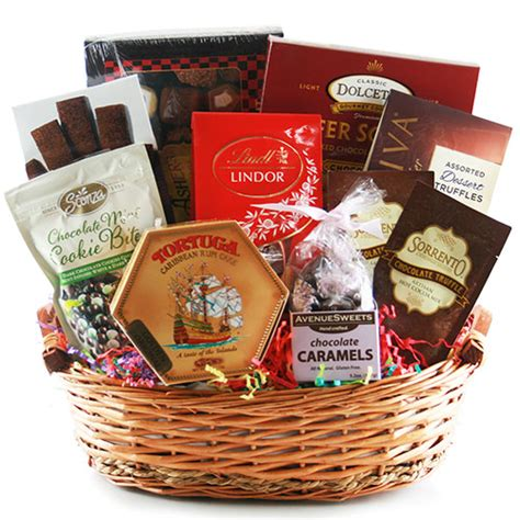 chocolate gift baskets chocolate gift baskets a chocolate a day chocolate gift