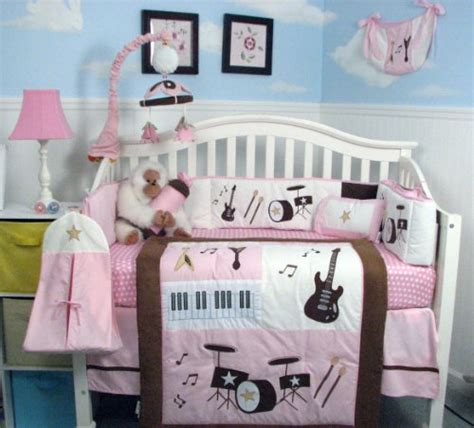 Rock N Roll Bedding And Comforter Sets Top Picks Rock And Roll Crib Bedding