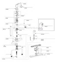 replace moen 7400 kitchen faucet