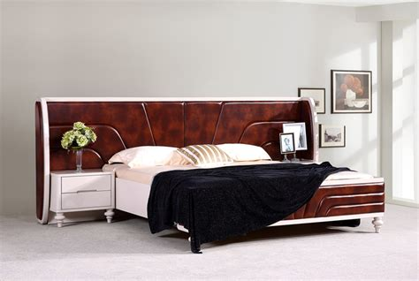 european size bed frames modern european king size bed set with wooden bed frame
