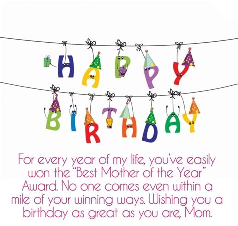 Birthday One Line Quotes Cute Happy Birthday Mom Quotes With Images