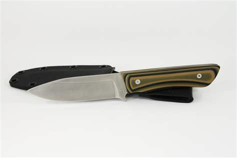 arm knife coho outdoor knife with kydex sheath arm knives