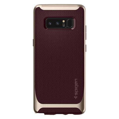 Casing Neo Hybrid Spigen Samsung Galaxy Note 8 Rugged Fiber Cover spigen 174 neo hybrid 587cs22087 samsung galaxy note 8 burgundy spaceboy