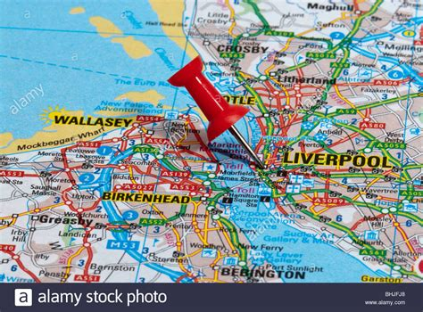 liverpool map liverpool map my