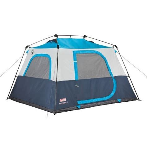 coleman one room tent two cing tents