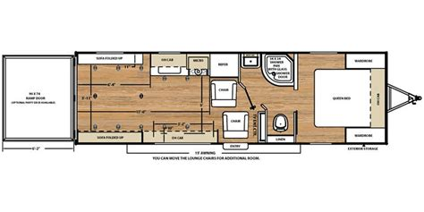 catalina rv floor plans full specs for 2018 coachmen catalina trail blazer 26th