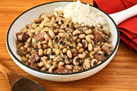 new year s day meal taste of southern taste of southern luck money foods for new year s day blackeye peas