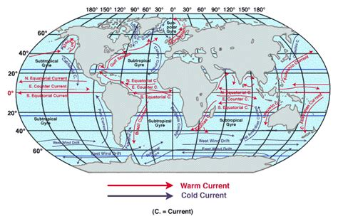 currents map sea semester study abroad with sea semester science sailing program nautical