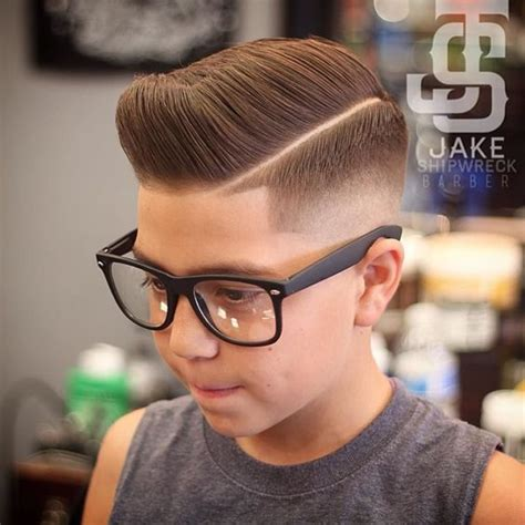 pompadour haircut toddler 15 best cute little boy haircuts images on pinterest