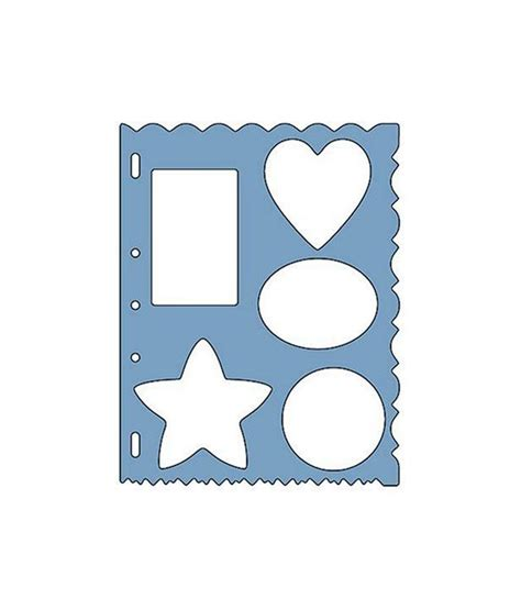 fiskars shape templates fiskars 48617097f template shape shapes buy at
