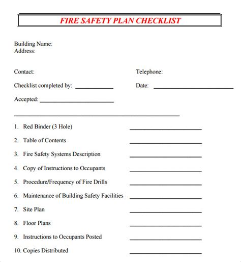Home Safety Plan Template home safety plan worksheet home design and style