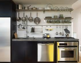 metal cabinets pinterest:  steel kitchen shelves and undermount stainless steel sink on pinterest