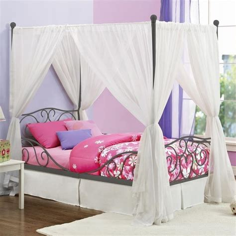 canopy curtains for twin bed 1000 ideas about canopy over bed on pinterest canopies