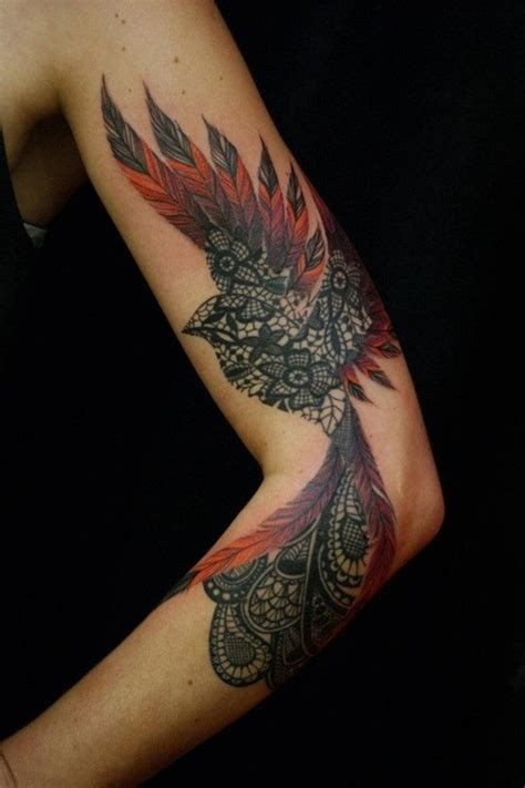bird tattoo on arm designs birds tattoos and designs page 462
