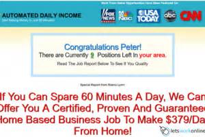 let s work legitimate work from home