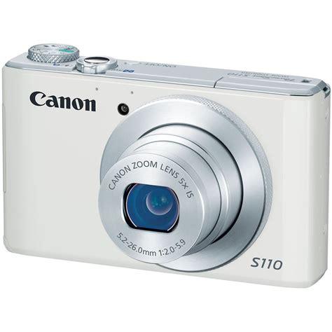 Kamera Canon Wifi Power S110 canon powershot s110 digital white 6799b001 b h photo