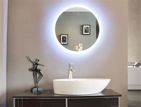 bathrooms double backlit round bathroom mirror backlit if you want any type of mirror then backlitmirror are the