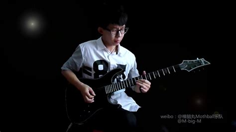 andy of darkness guitar cover 羊驼电吉他 of darkness andy guitar cover by neil凡