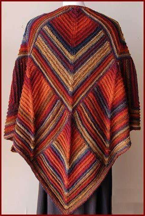 tutorial pashmina wool triangle poncho tutorial this is knit but could easily be